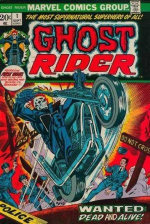 Ghost Rider (1972) #1