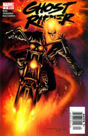 Ghost Rider Vol 6 - 0001