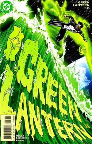 Kyle Rayner in Green_Lantern (1990) #145