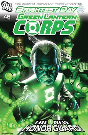 Green Lantern Corps (2006) #48