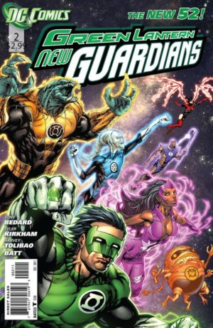Dc new 52 the definitive collecting guide crushing krisis green lantern new guardians 1 40 0 annual 1 2 2011 2015 fandeluxe Images