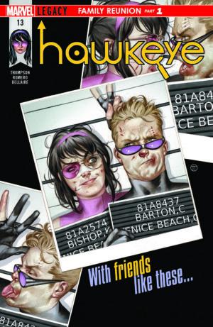 Hawkeye (2016) #13