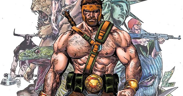 Hercules from the cover of Hercules (2016) #1