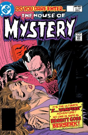 I, Vampire in House of Mystery (1951) #299