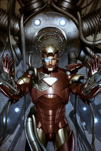 Invincible Iron Man 2008 series # 509 very fine comic book