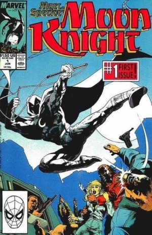 Marc Spector, Moon Knight (1989) #1