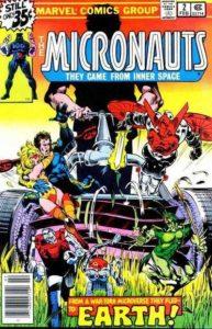 Micronauts - 0002
