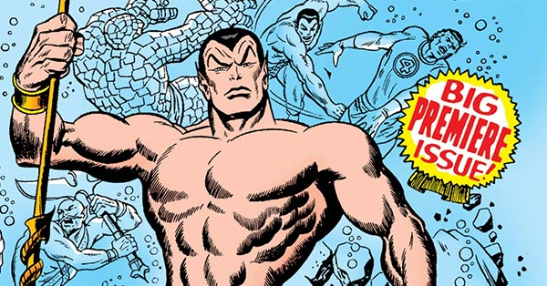 Updated The Definitive Guide To Namor The Sub Mariner Comic Books