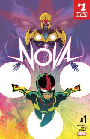 Nova (2017) #1