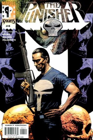 Punisher Volume 5 #4