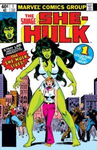 Savage She-Hulk - 0001