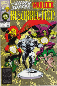 Silver Surfer and Warlock: Resurrection #1