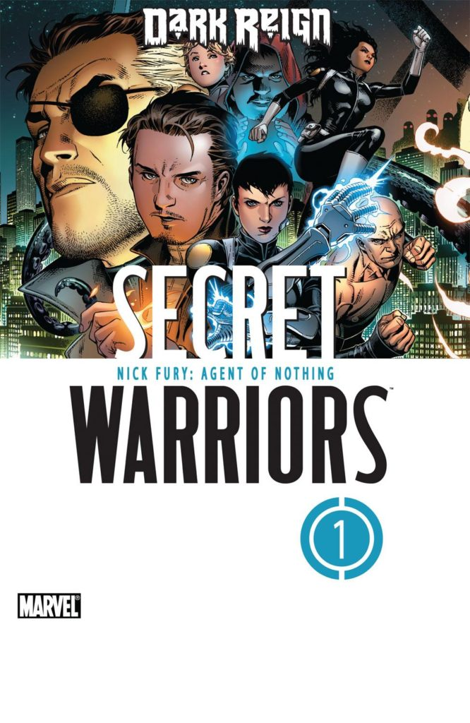 Secret-Warriors (2009) #1