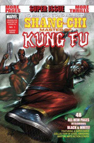 Shang-Chi Master of Kung Fu 2009 0001