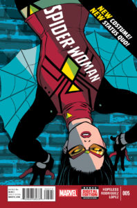 Spider-Woman, Vol. 5 #5