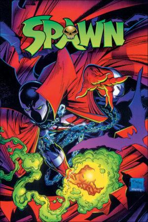 Spawn (1992) #1