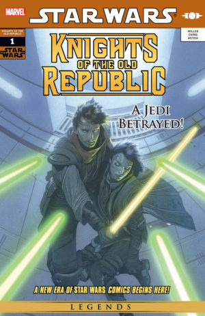 Star Wars Legends Comics – The Old Expanded Universe by
