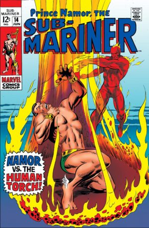 Prince Namor, Sub-Mariner 1968 0014