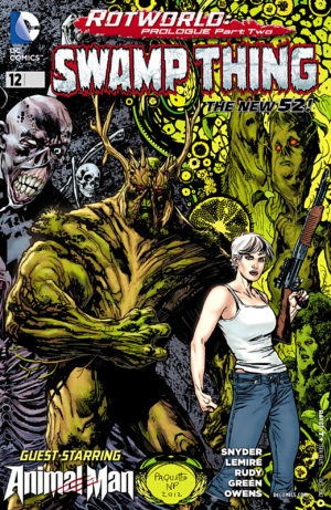 New For Patrons: The Definitive Guides to Swamp Thing and