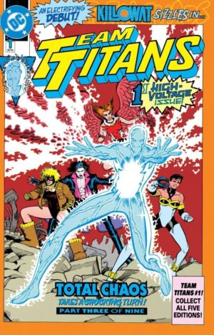 Team Titans (1992) #1
