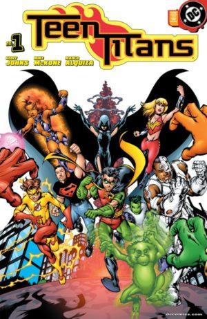 Teen Titans (2003) #1