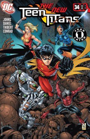Teen Titans (2003) #34