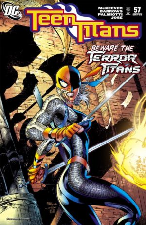 Teen Titans (2003) #57