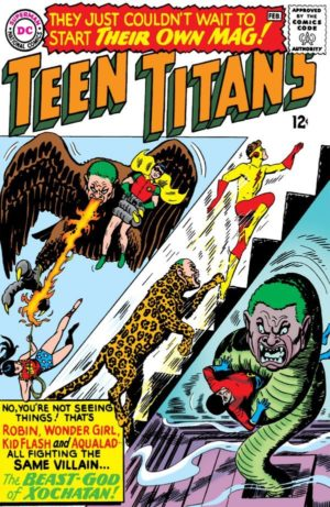 Teen Titans (1966) #1