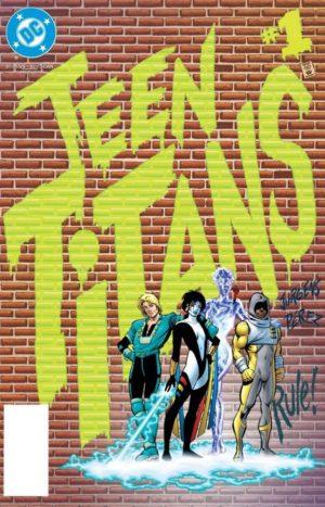Teen Titans (1996) #1
