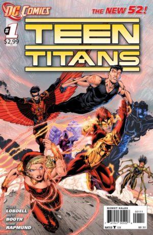 Teen Titans (2011) #1