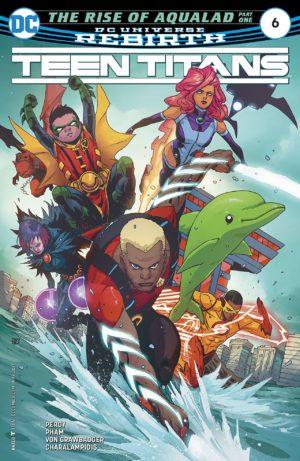 Teen Titans (2016) #6