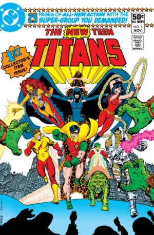 The New Teen Titans (1980) #1
