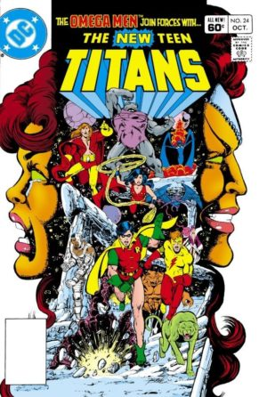 The New Teen Titans (1980) #24