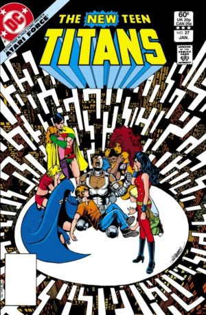 The New Teen Titans (1980) #27