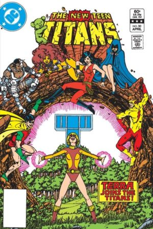 The New Teen Titans (1980) #30