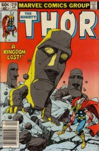 Thor – The Definitive Collecting Guide and Reading Order