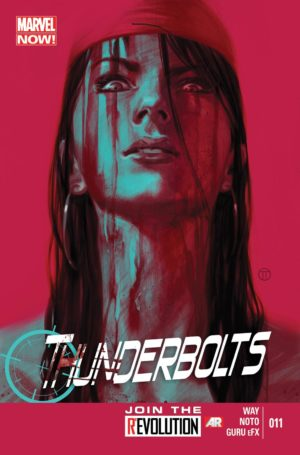Elektra in Thunderbolts (2013) #11