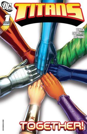 Titans (2008) #1