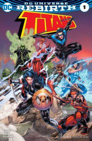 Titans (2016) #1