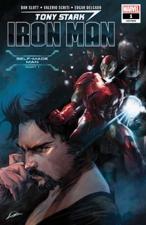 Iron Man – Definitive Collecting Guide and Reading Order