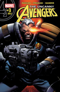 Cable in Uncanny Avengers - 2015 - 0003