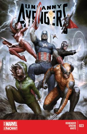 Uncanny Avengers (2012) #23