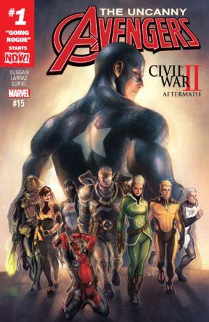 Uncanny Avengers (2015) #15