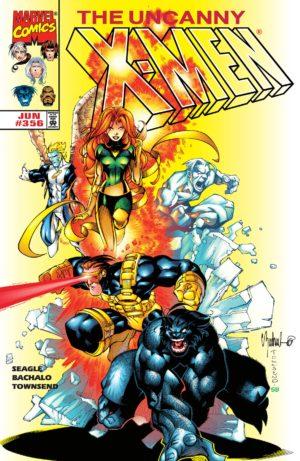 Uncanny X-Men (1963) #356