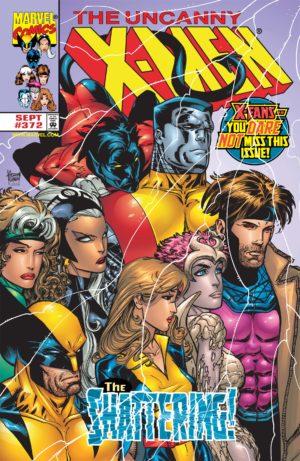 Uncanny X-Men (1963) #372