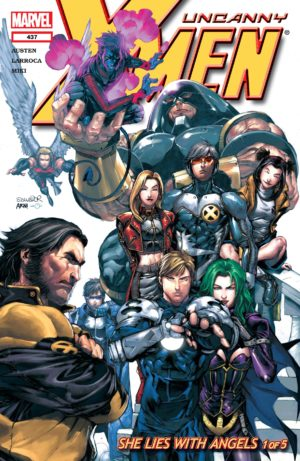Uncanny X-Men (1963) #437