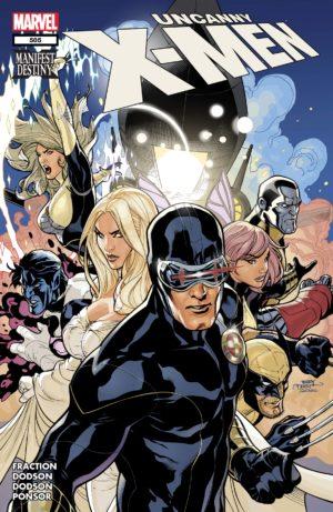 Uncanny X-Men (1963) #505