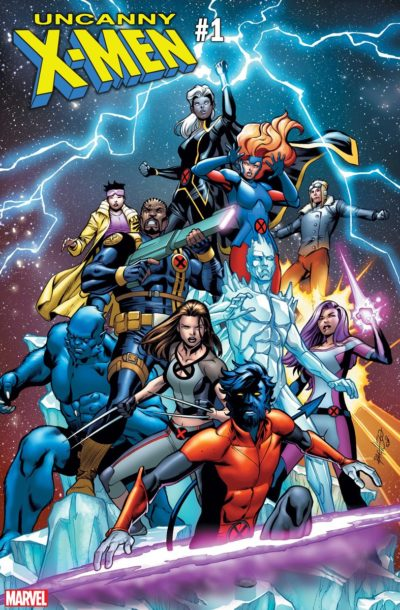 Collecting X Men Flagship Titles 2010 Present As Comic Books As