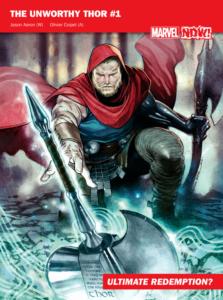 Unworthy-Thor - 0001 promo