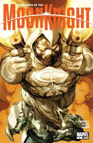 Vengeance of the Moon Knight (2009) #1